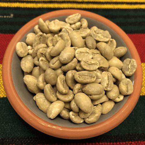 Image of Ethiopian Sidamon Green Washed Raw Non-GMO Coffee