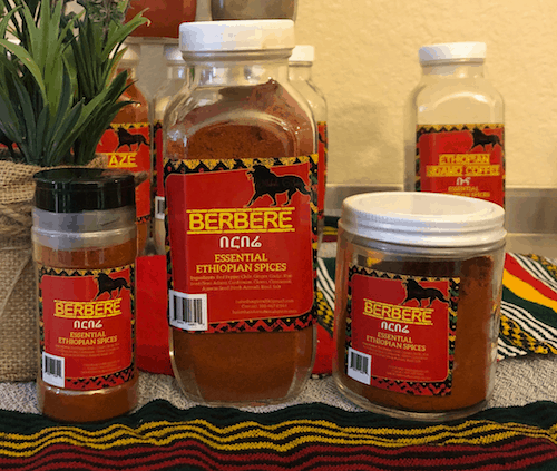 Some Things About Berbere