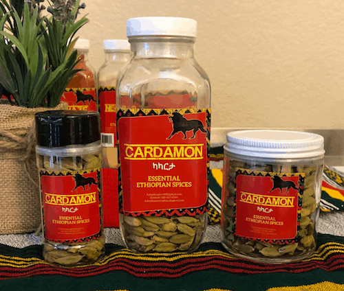 Cardamon Basics